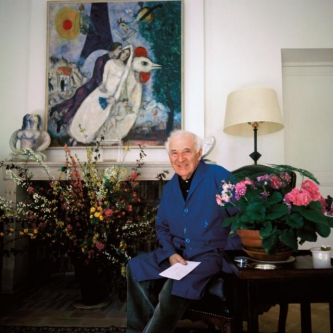 Marc Chagall: foto Nico Koster